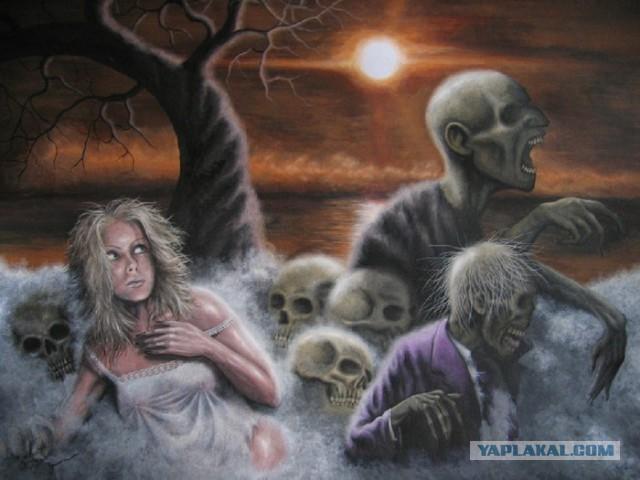 Зло всегда возвращается или проклятие покойника