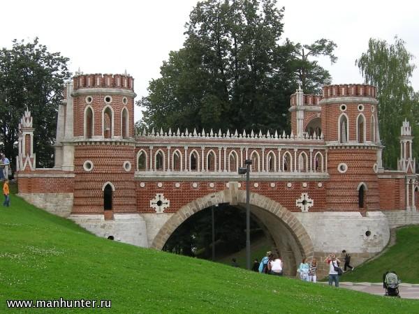 Музейный комплекс Царицыно