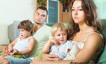 призрачное счастье в семье