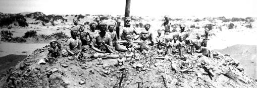 археологи открыли мертвый город Хара-Хото