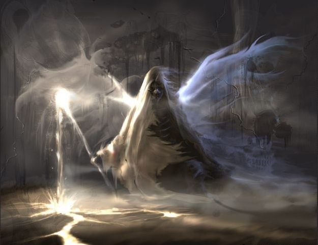Могут ли мстить призраки