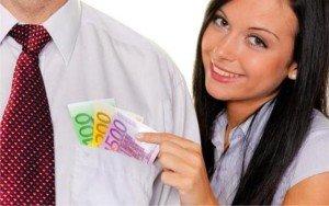 знакомства за денег